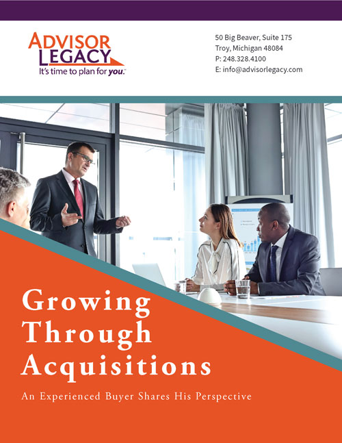 Growing Through Acquisitions